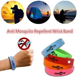Jewelry - New Anti Mosquito Insect Repellent Wrist Band